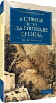 3D front cover of A Journey to the Tea Countries of China by Robert Fortune